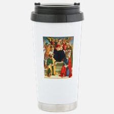Madonna and Child with  Travel Mug