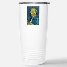 Vincent Van Gogh - Self Travel Mug