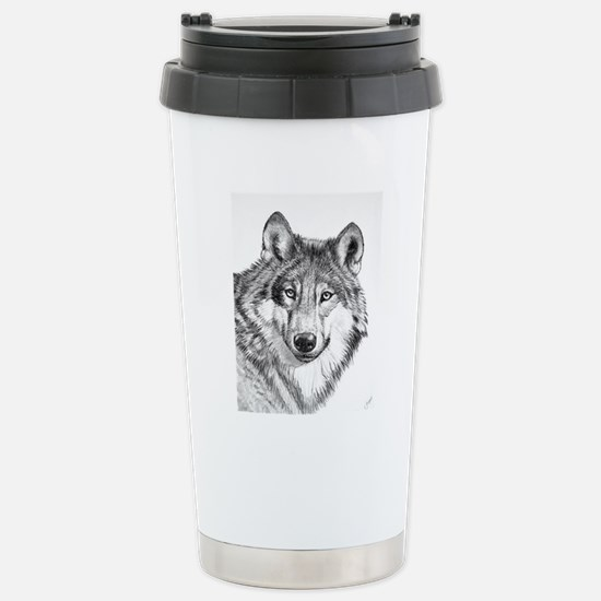 Endangered Species--Nor Stainless Steel Travel Mug