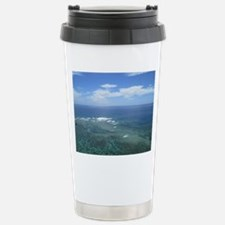 The sea of Okinawa phot Travel Mug