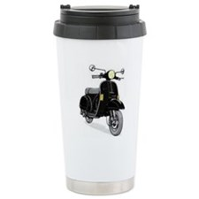 Unique Vespa Travel Mug