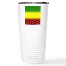 Rastafari Pot Leaf Travel Mug