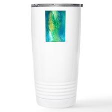 Leaf Radiance Travel Mug