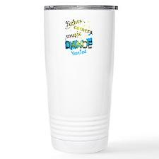 Dance Optional Text Travel Mug