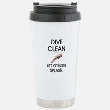 Dive Clean Travel Mug