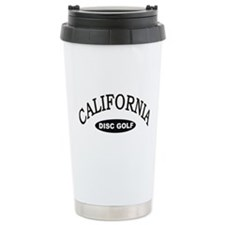 California Disc Golf Travel Mug