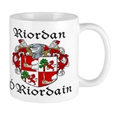 Riordan In Irish & Engish Mug