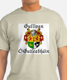 Sullivan In Irish & English T-Shirt