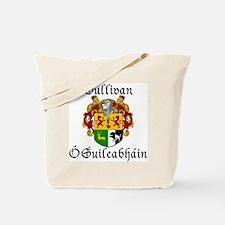 Sullivan In Irish & English Tote Bag