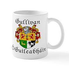 Sullivan In Irish & English Mug