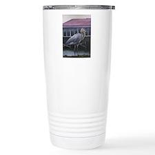 BLUE HERON Travel Mug