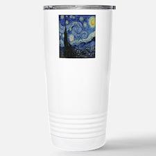 The Starry Night Stainless Steel Travel Mug