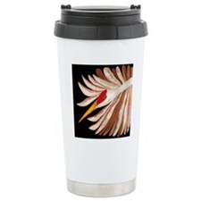 Love Sandhill Cranes Lo Travel Mug