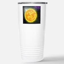 The Sun Stainless Steel Travel Mug