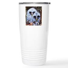 Twin Peeps Travel Mug