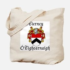 Tierney In Irish & English Tote Bag