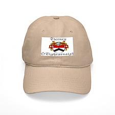 Tierney In Irish & English Baseball Baseball Cap
