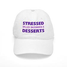 Stressed Desserts Cap