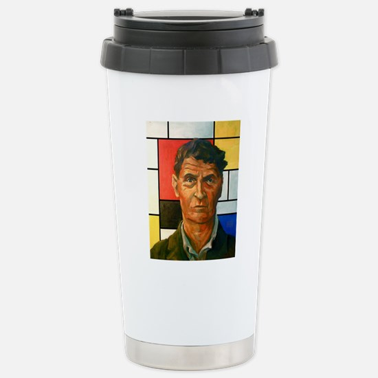 Wittgenstein Stainless Steel Travel Mug