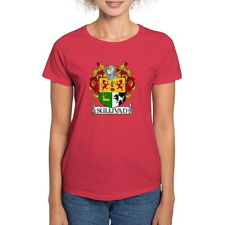 Sullivan Coat of Arms Women's Dark T-Shirt