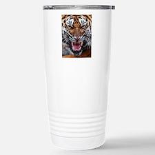 Big Cat Tiger Roar Travel Mug