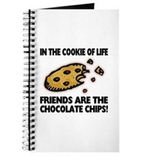 Chocolate Chip Friends Journal