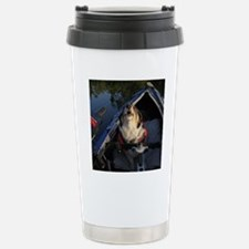 Full Stop! Stainless Steel Travel Mug