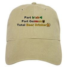 Irish German Beer Baseball Cap