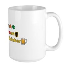Irish German Beer Mug