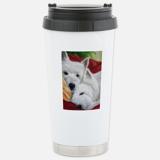 the Art of Snuggling Stainless Steel Travel Mug