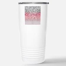Glitteresques X Stainless Steel Travel Mug