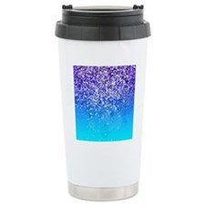Glitteresques XI Travel Coffee Mug