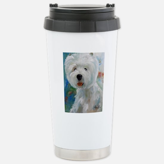 Cherubino Stainless Steel Travel Mug