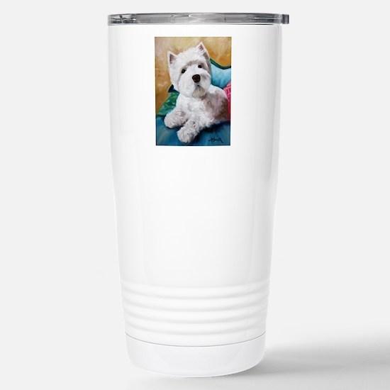 Best Friend Stainless Steel Travel Mug