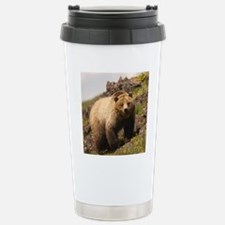 bear Stainless Steel Travel Mug