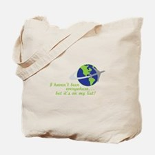 I haven't been everywhere but its on my list! Tote