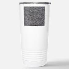 Grey foam rubber Stainless Steel Travel Mug