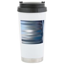 Metal Trash Can Travel Mug