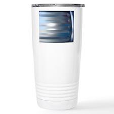Metal Trash Can Travel Mug