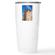 University and House of Travel Mug
