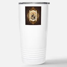 Our Lady of Mt Carmel Thermos Mug