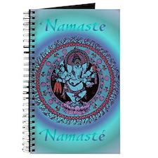Ganesh Dancer Journal