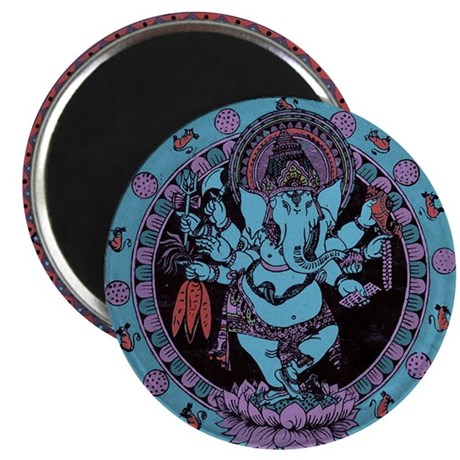 Ganesh Dancer Magnet