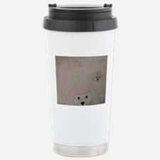 Lilli and Her Pillow Stainless Steel Travel Mug