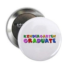 Kindergarten graduation idea Button