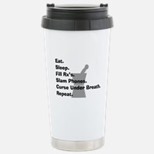 Cool Pharmacist humor Travel Mug
