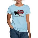 If Your Friends Don't Ride Women's Light T-Shirt