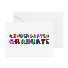 Kindergarten graduation idea Greeting Cards (6)