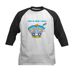 How I Roll (Mobile Home/Trailer) Tee