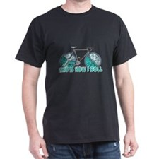 How I Roll (Bicycle/Bike) T-Shirt